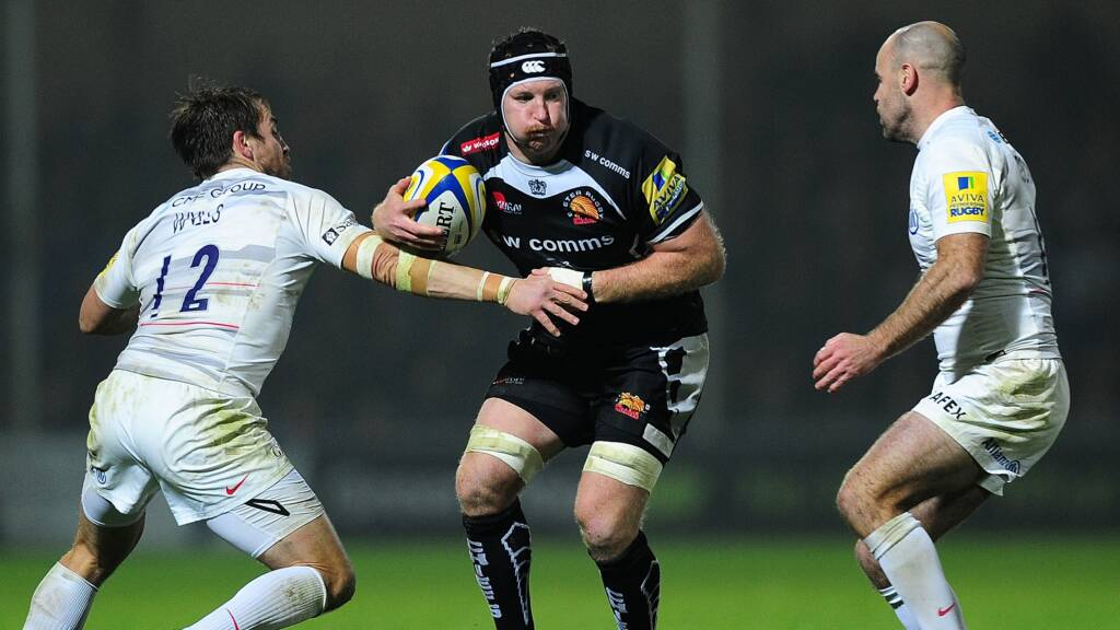 Chiefs side to face Sale Sharks