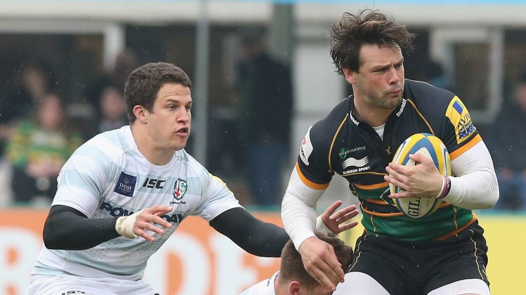 Northampton Saints v London Irish Aviva Premiership Rugby Fixture Change