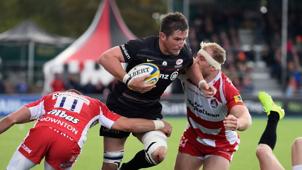 Saracens name team to face London Welsh