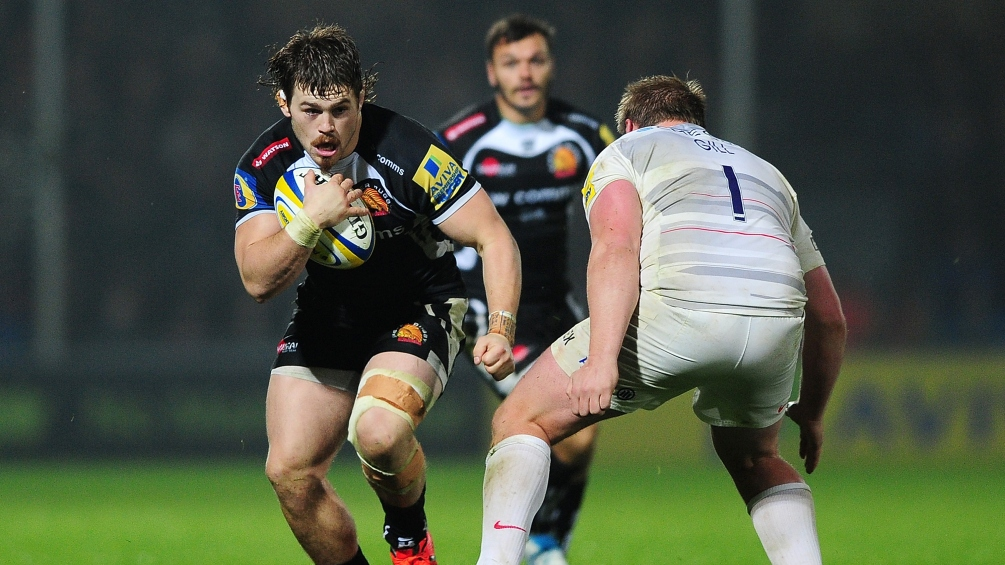 Cowan-Dickie: Festive period vital for Exeter Chiefs
