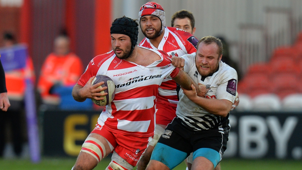 Evans: Revamped Gloucester Rugby seeking momentum