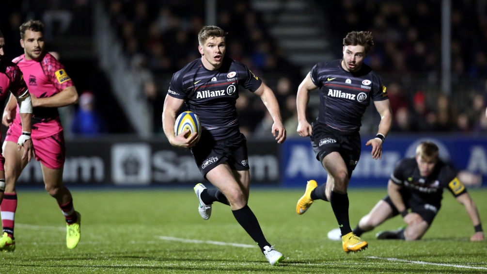 Match Reaction: Saracens 78 London Welsh 7