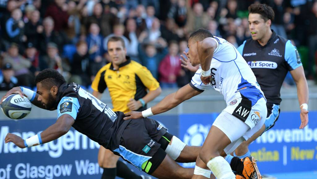 Thrilling Fijian Matawalu joins Bath Rugby