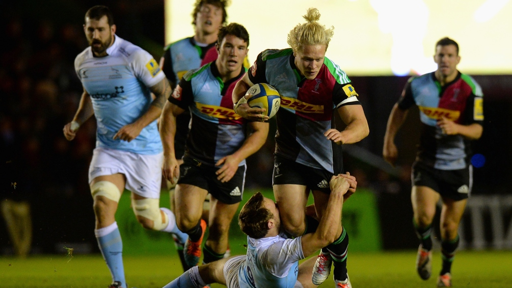 Hopper wants to bring Christmas consistency to Harlequins