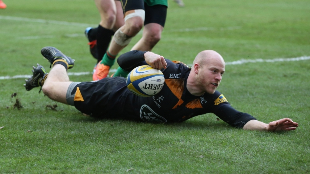 Simpson: Wasps adding fortitude to flair