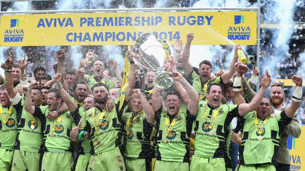 Review of 2014 – Aviva Premiership Rugby
