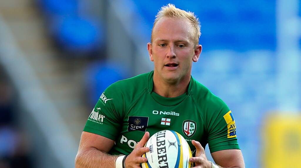 London Irish Side to Face London Welsh