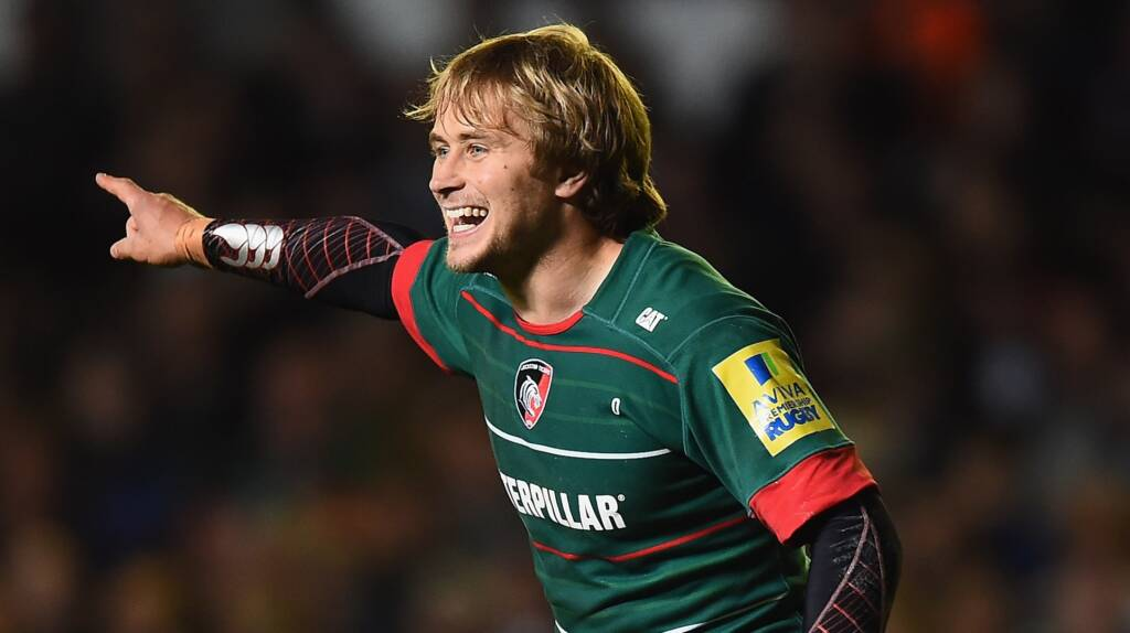 Leicester Tigers team news for Aviva Premiership Rugby Round 11