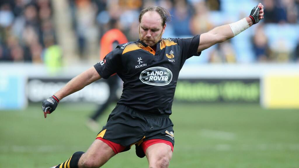 Wasps announce team for Gloucester Rugby