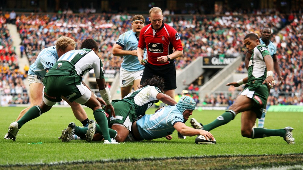 The Aviva Premiership Rugby Final 2009