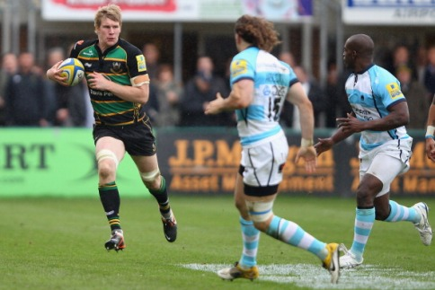 Returning Craig eyeing silverware for Northampton Saints
