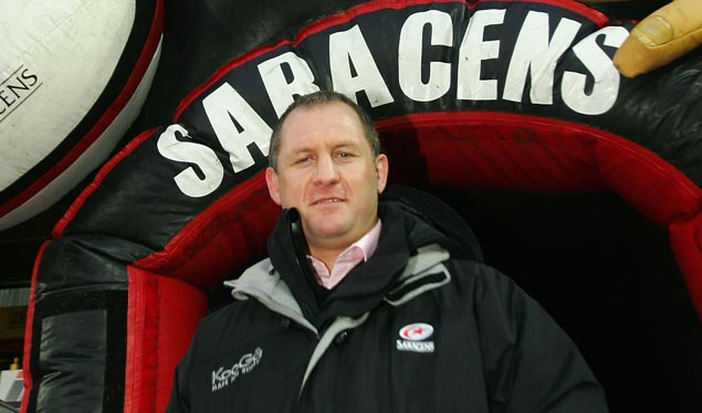 Hill: Goode exposure inspiring for Saracens youngsters