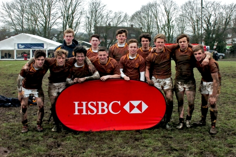 Sedbergh School at it again with Rosslyn Park Sevens victory