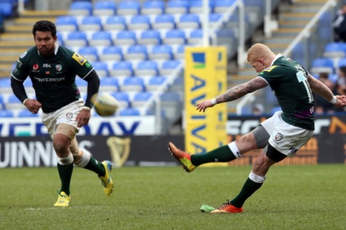 Match Reaction: London Irish 33 Sale Sharks 33