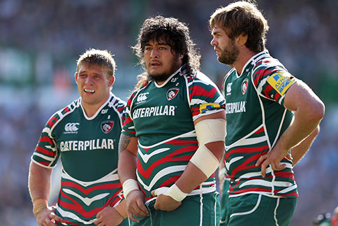 Prop Mulipola committed to Leicester Tigers