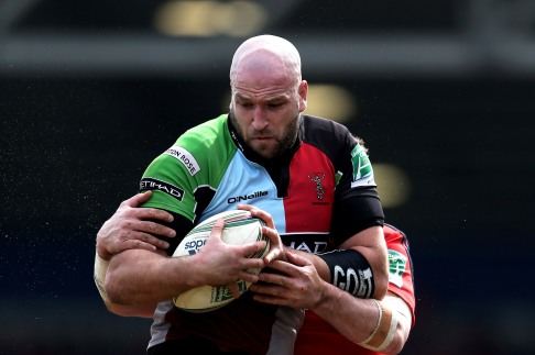Robson insists Harlequins' depth is vital for title push