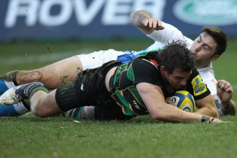 Aviva Premiership: Wood optimistic over Saints chances