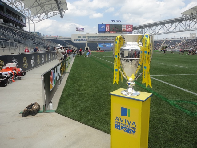 Premiership Rugby coming to America..