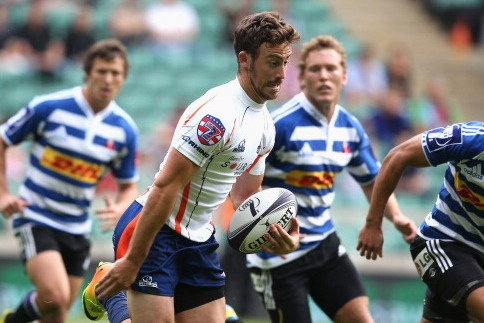 World Club 7s star Jaryd Robinson secures trial at Gloucester