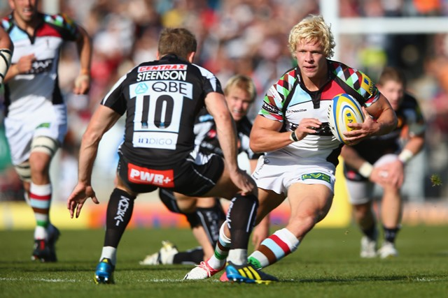 Harlequins target being the best team in Europe next season