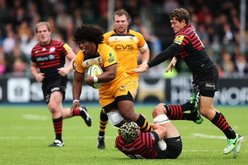 Johnson: London Wasps pack a punch this season
