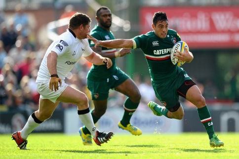 Bowden eager to prove himself at Leicester Tigers