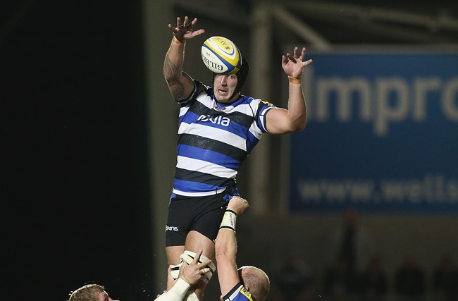 One change for Bath Rugby