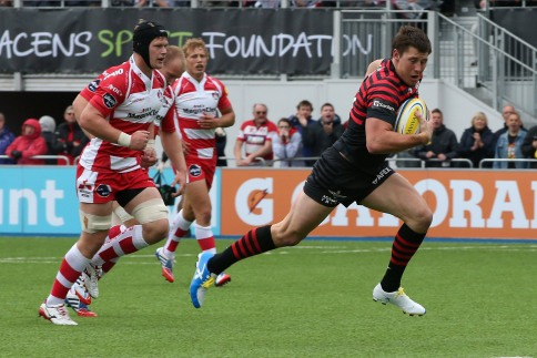 Leicester Tigers 27 Saracens 32