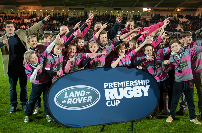 Youngsters ready for Bristol Rugby's Land Rover Premiership Rugby Cup