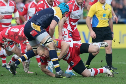 De Carpentier wants Worcester Warriors to turn up the heat