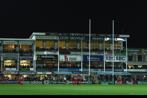 Saints members to provide financial boost to Franklin's Gardens redevelopment