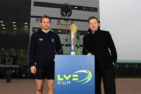 The only way is Sixways for the LV= Cup final