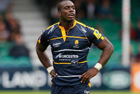 Wing Benjamin to leave Worcester Warriors