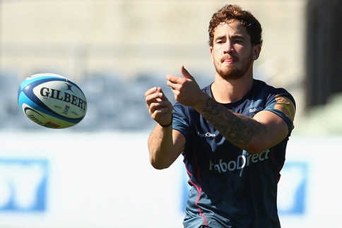 Danny Cipriani Leaves Melbourne Rebels