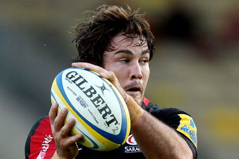 AUDIO: Barritt, McCall and O'Shea reflect on Quins 16 Sarries 18