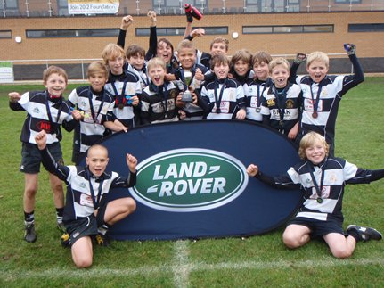 Harlequins' Land Rover Premiership Rugby Cup Festival in Farnham