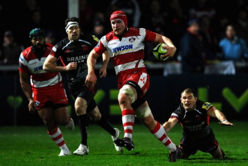 Gloucester Rugby 46 London Welsh 20