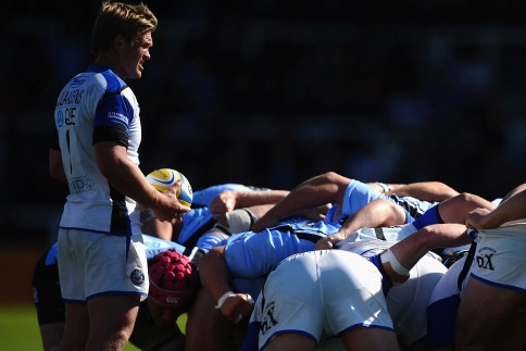 Davis has belief in Bath for play-off place