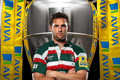 Leicester Tigers team for Aviva Premiership Rugby Final