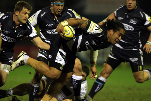 Sale Sharks announce 2011-12 Aviva Premiership Rugby fixtures