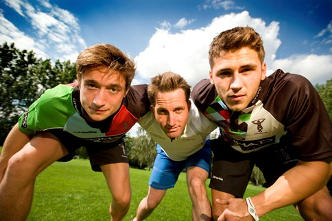 Ben Ainslie Joins Harlequins Sevens Squad To Stay Fit For Purpose
