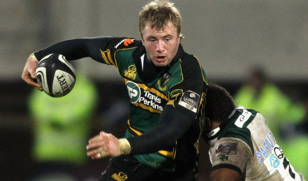 Wilson staying in the Black, Green and Gold