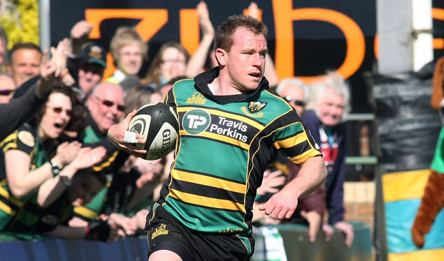 Paul Diggin named Saints Player of the Year