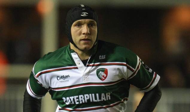 Leicester Tigers team for Midlands derby