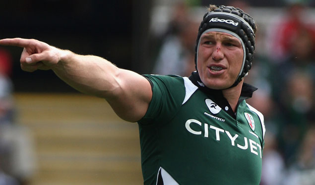 London Irish makes two changes for local derby with Harlequins