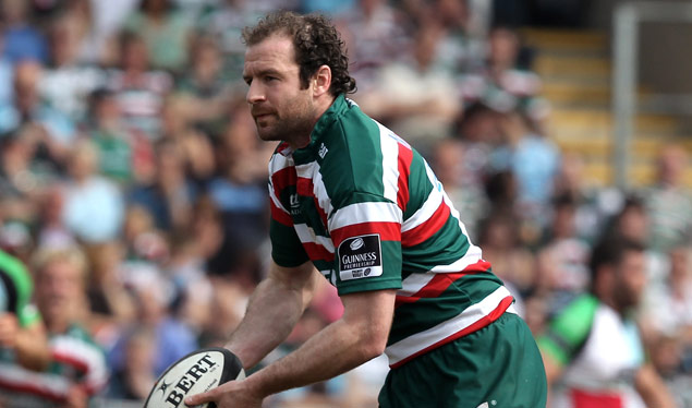 Leicester Tigers team for Guinness Premiership Final