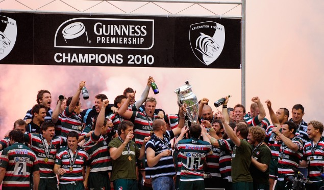 Tiger delight at another Twickenham triumph