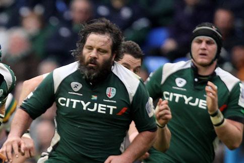 Bath Rugby 33 London Irish 18