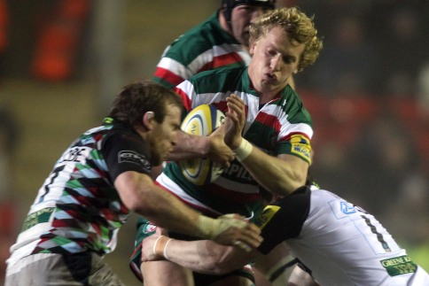 Tigers take third with victory over Quins