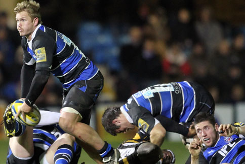 Watson back for Bath Rugby